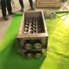 污泥低温干化设备专用污泥切条机 304不锈钢污泥成型机